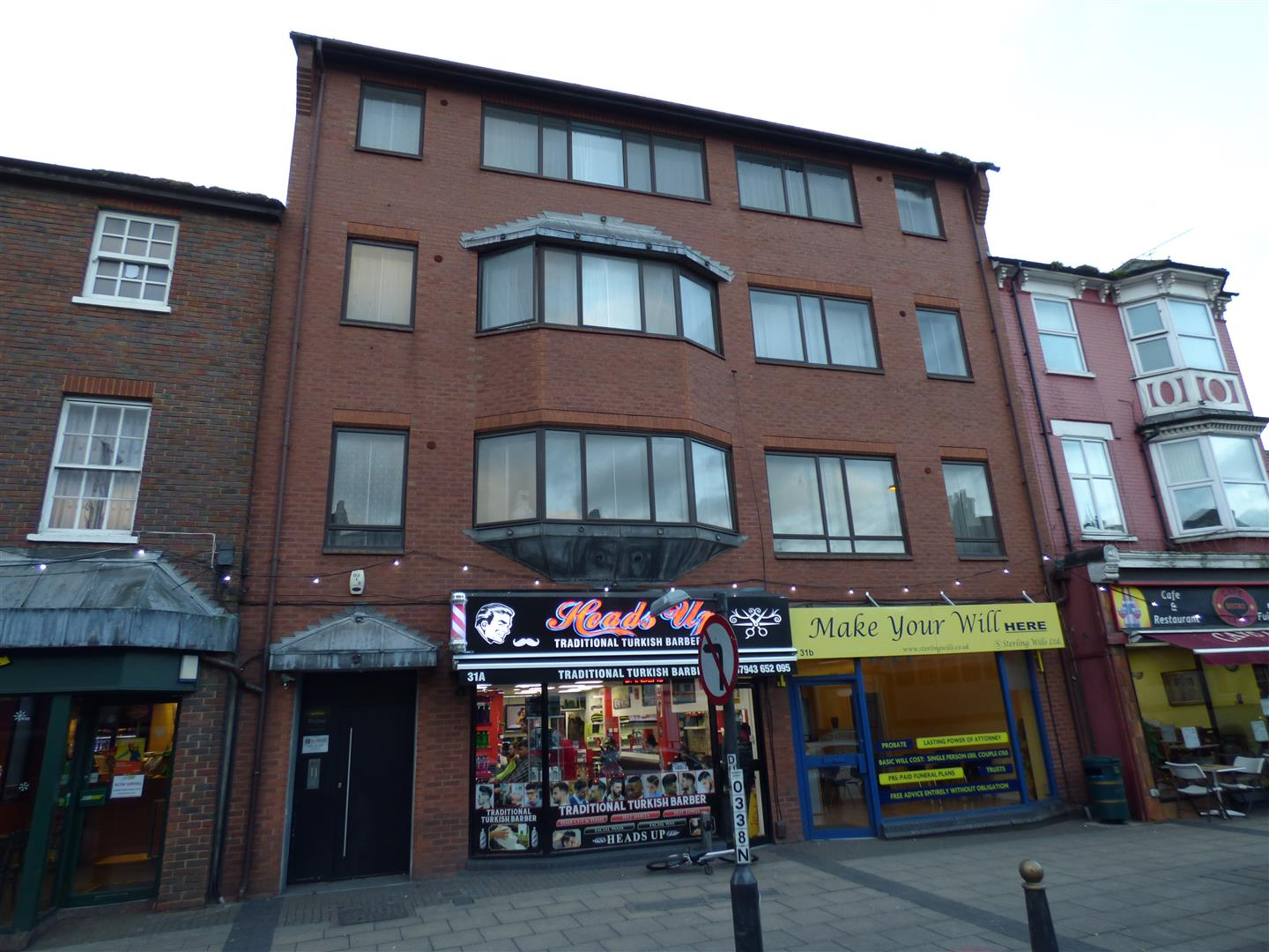 1 Bedroom Apartment Flat for sale in High Street North, Dunstable